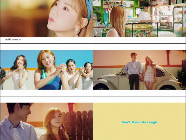 [Teaser 2] OH HAYOUNG(오하영) _ Don't Make Me Laugh