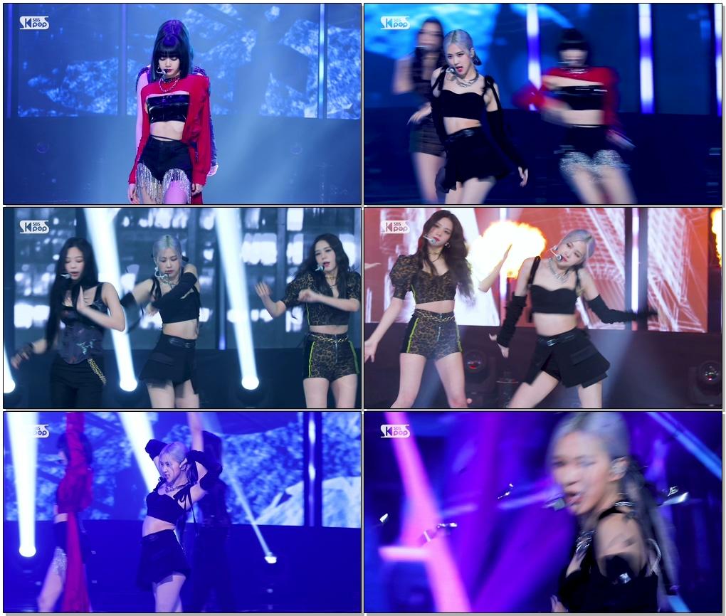 블랙핑크 로제 'How You Like That' (BLACKPINK ROSÉ FaceCam)│@SBS Inkigayo_2020.7.19