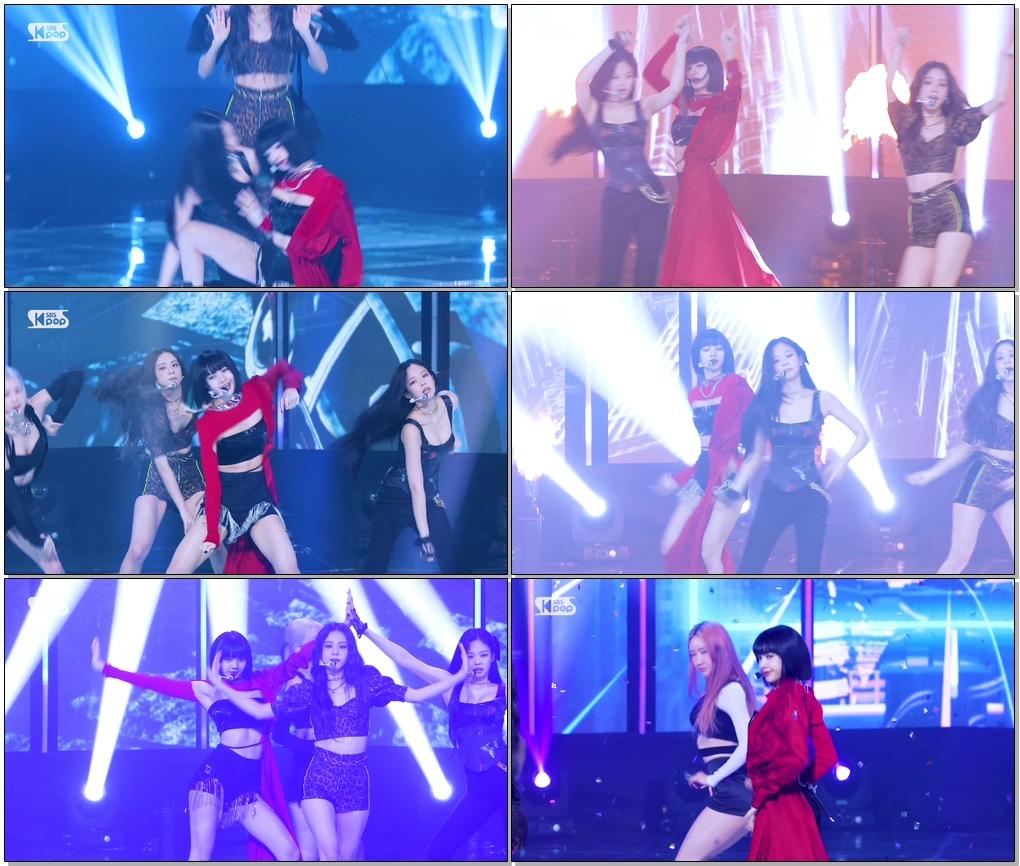 블랙핑크 리사 'How You Like That' (BLACKPINK LISA FaceCam)│@SBS Inkigayo_2020.7.19