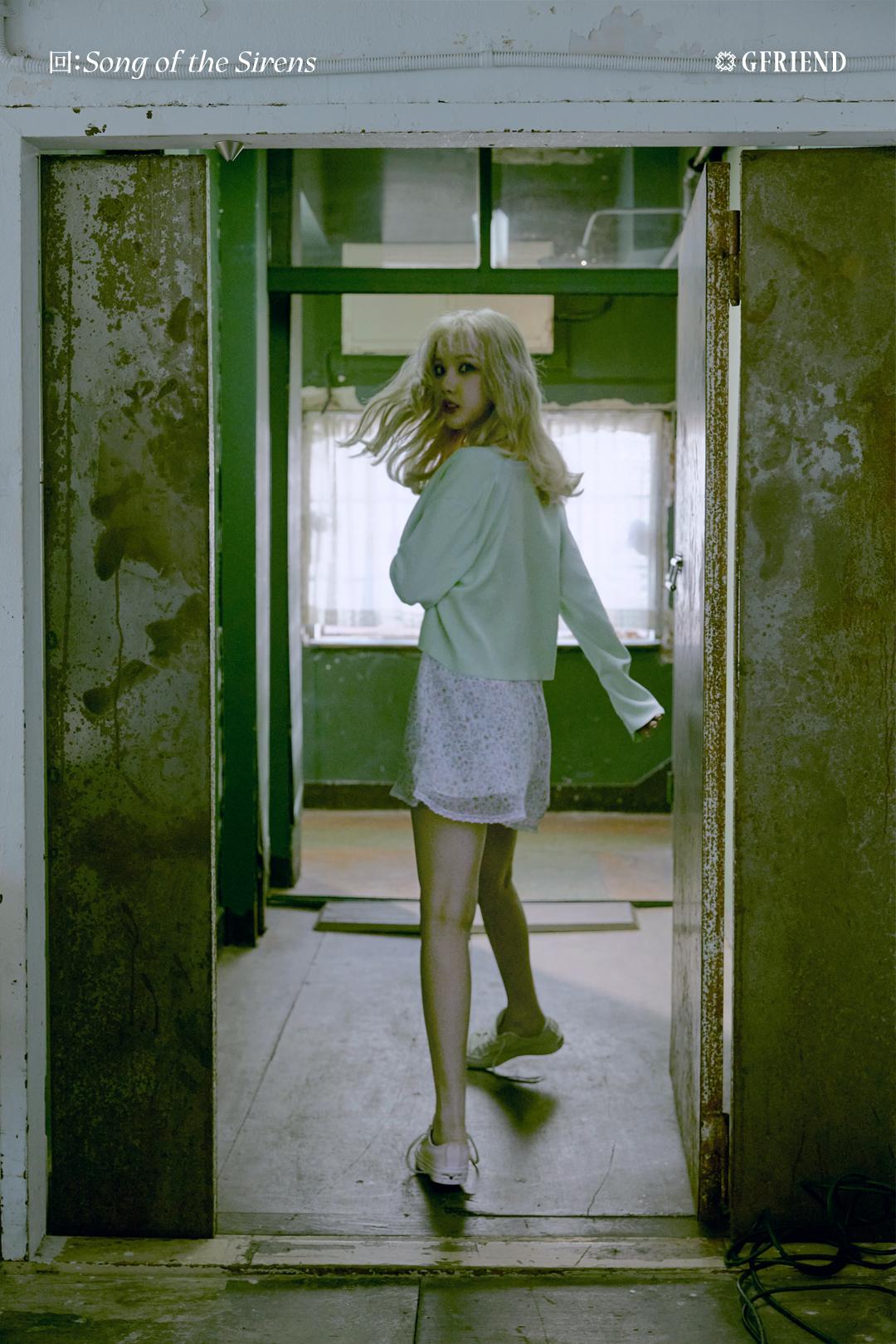 #여자친구 <回:Song of the Sirens> Concept Photo 'Broken Room' ver. 공개