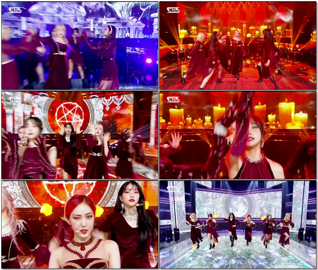 여자친구 'Apple' 단독샷 별도녹화│GFRIEND ONE TAKE STAGE│@SBS Inkigayo_2020.0726
