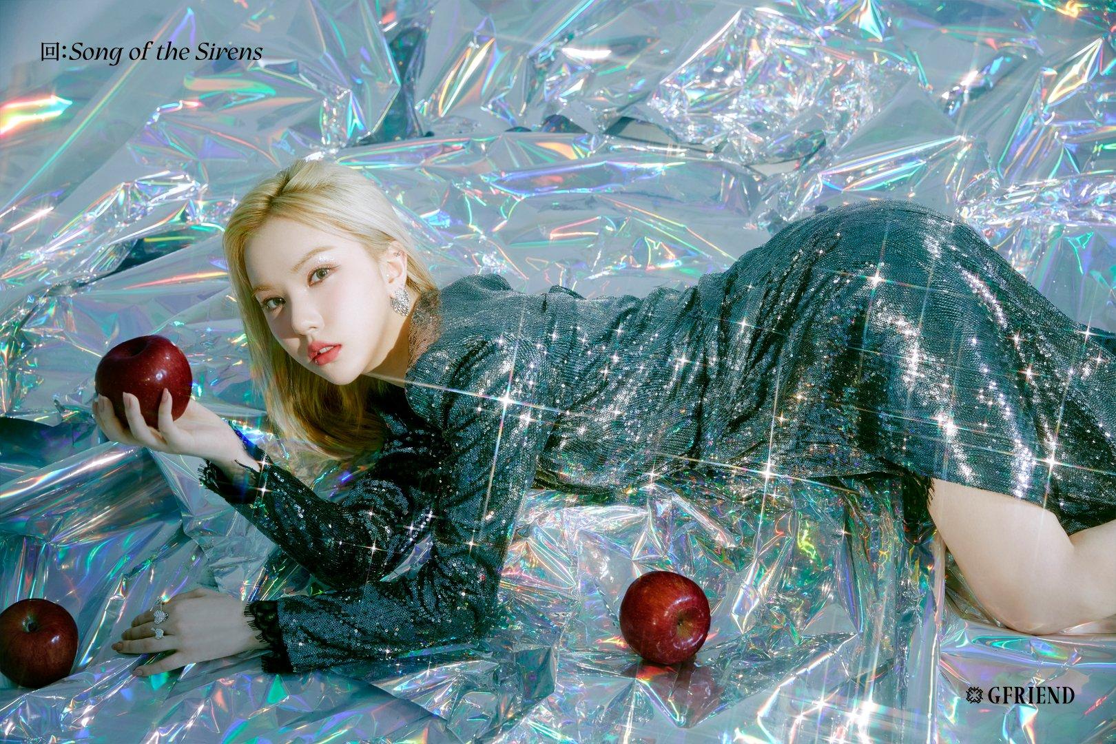 #여자친구 <回:Song of the Sirens> Concept Photo 'Apple' ver.
