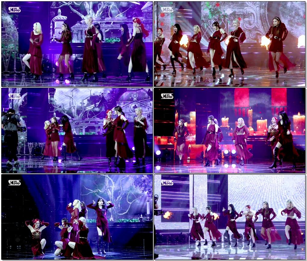 [사이드캠] 여자친구 'Apple' (GFRIEND Side Cam)│@SBS Inkigayo_2020.7.26