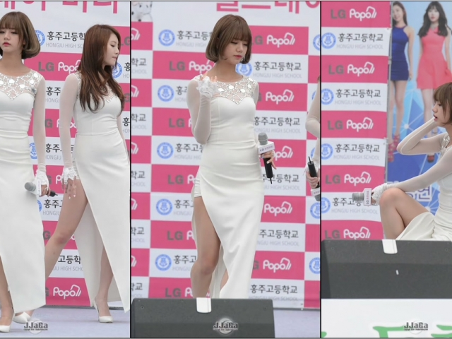 140601 #걸스데이 #혜리 #직캠 Girl's Day Focus 'Something' #Fancam