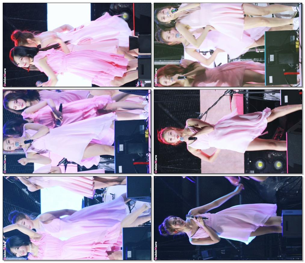 190608 러블리즈(Lovelyz) 서지수(Seojisoo)-Ah-Choo(아츄)/직캠 FANCAM