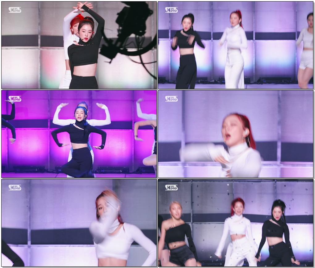 [페이스캠] 레드벨벳 슬기 '놀이' (IRENE & SEULGI SEULGI 'Naughty' FaceCam)│@SBS Inkigayo_2020.7.26