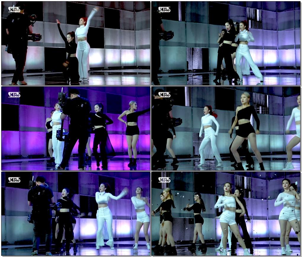 [사이드캠] 레드벨벳-아이린 & 슬기 '놀이(Naughty)' (Redvelvet-Irene & Seulgi Side Cam)│@SBS Inkigayo_2020.7.26