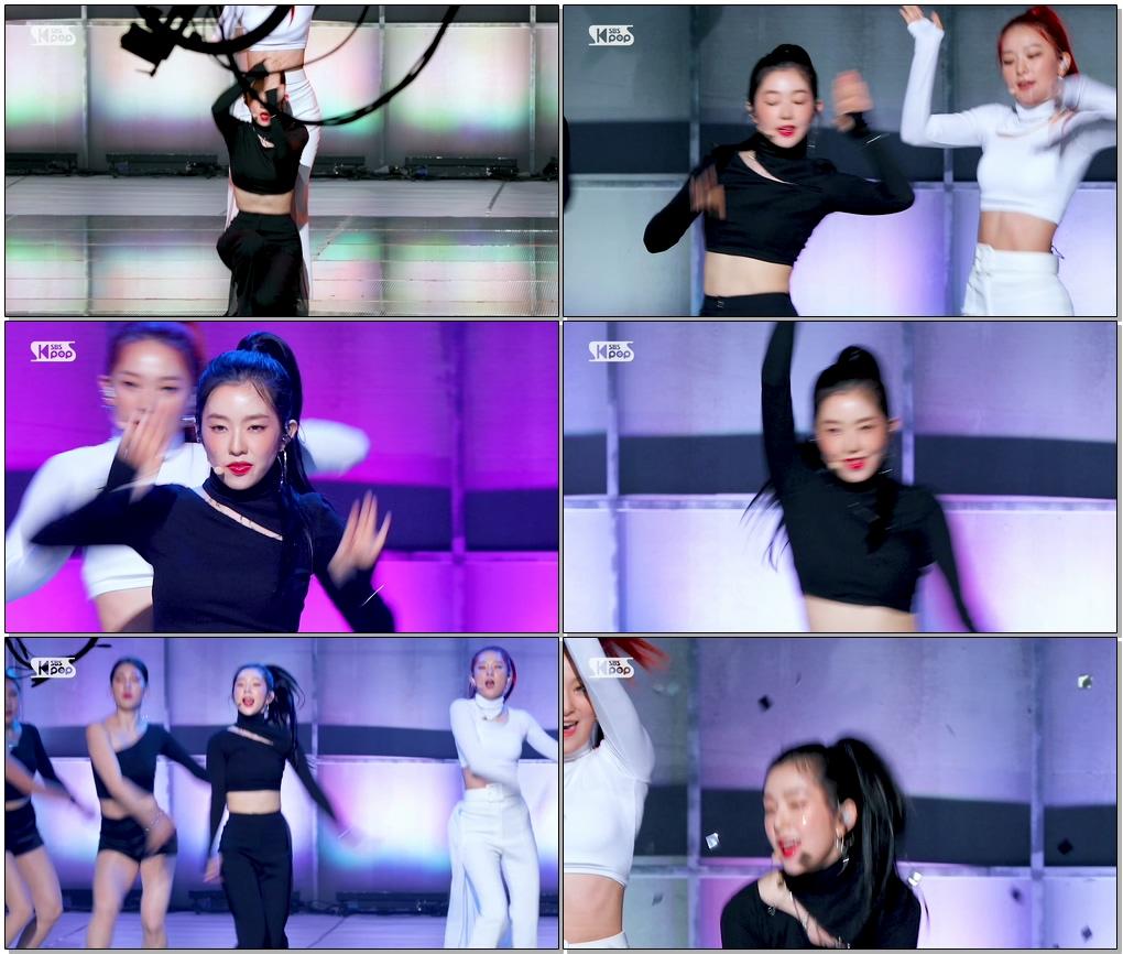 [페이스캠] 레드벨벳 아이린 '놀이' (IRENE & SEULGI IRENE 'Naughty' FaceCam)│@SBS Inkigayo_2020.7.26