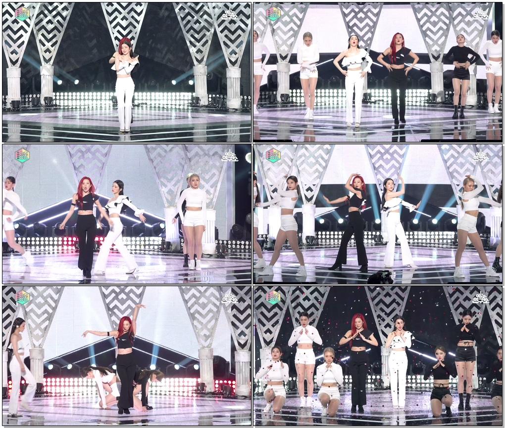 레드벨벳 아이린 & 슬기 직캠 '놀이(Naughty)' (Red Velvet - IRENE & SEULGI FanCam) @Show!MusicCore 20072
