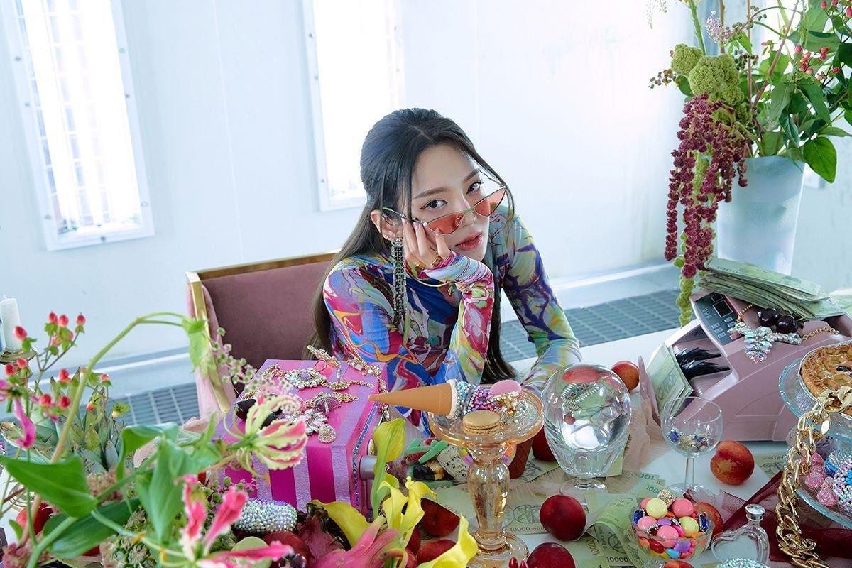 HYO(소녀시대 효연) 4th Single 'DESSERT (Feat. Loopy, 소연 ((여자)아이들)) 티저
