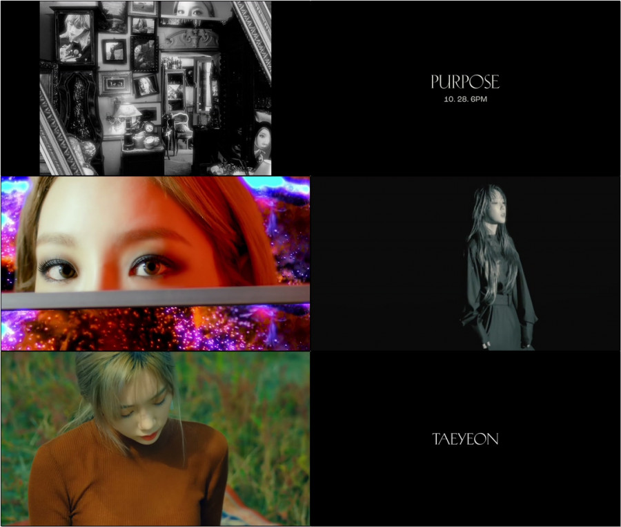 #TAEYEON #태연 #Purpose TAEYEON 태연 The 2nd Album