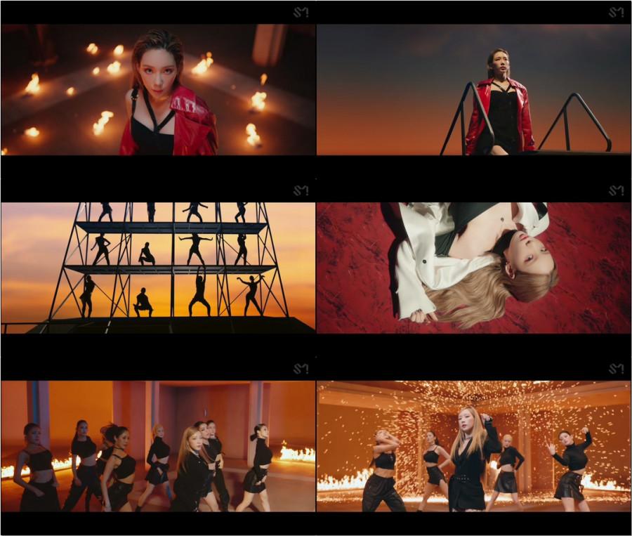 #TAEYEON #불티 #Spark TAEYEON 태연 '불티 (Spark)' MV