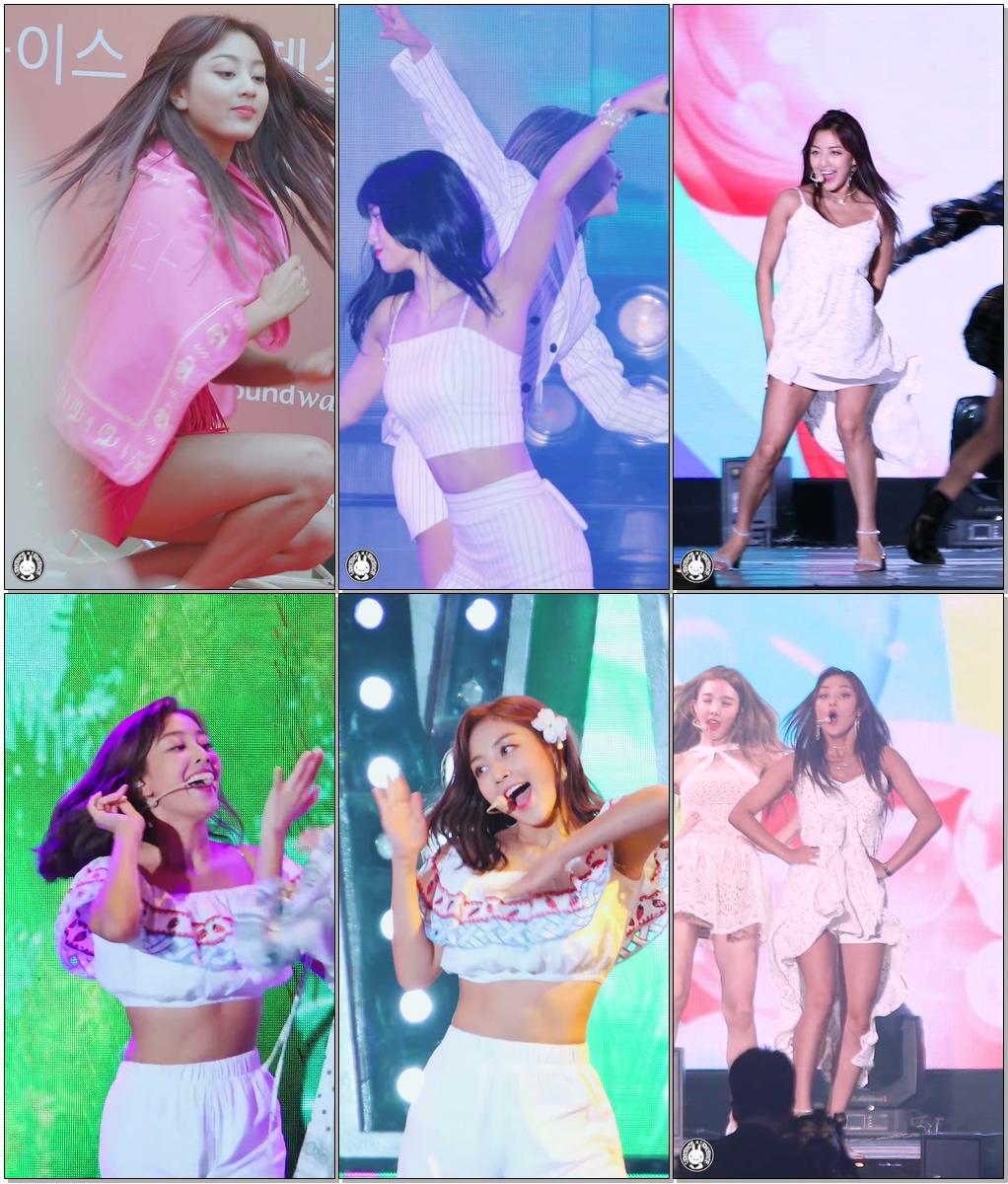 트와이스 지효 직캠 'Dance The Night Away' TWICE(JIHYO) Fancam @세로캠 교차편집 모음
