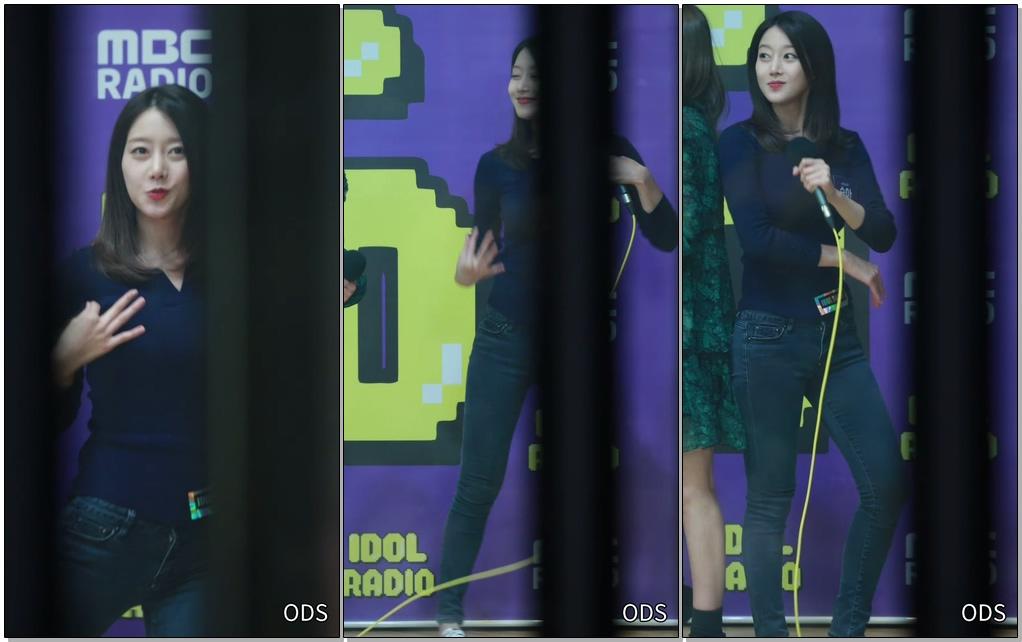 191114 레인보우 (RAINBOW) 오승아 A - MBC 아이돌 라디오