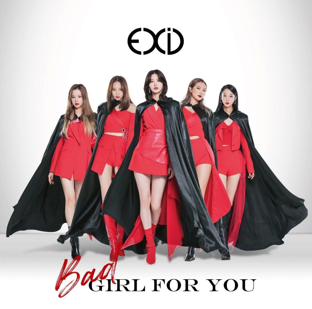 EXID 일본 새앨범 컨셉 사진