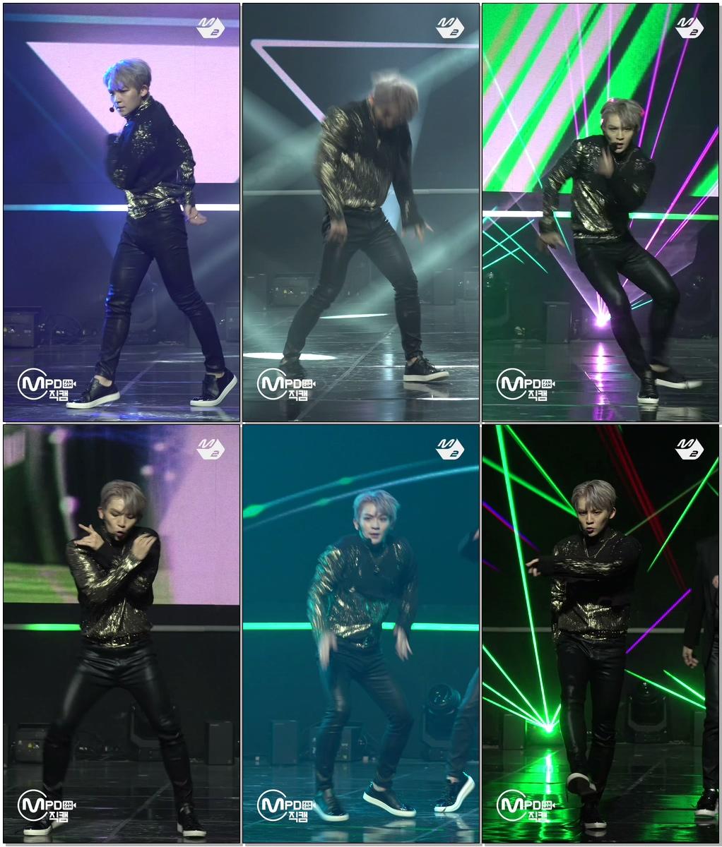 틴탑 리키 직캠 '박수+장난아냐(Clap+Rocking)' (TEEN TOP RICKY FanCam) | @MCOUNTDOWN_2020.7.30