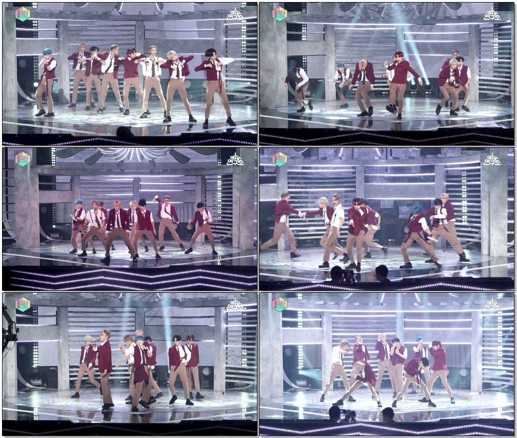 에이티즈 직캠 'INCEPTION' (ATEEZ FanCam) @Show!MusicCore 200801