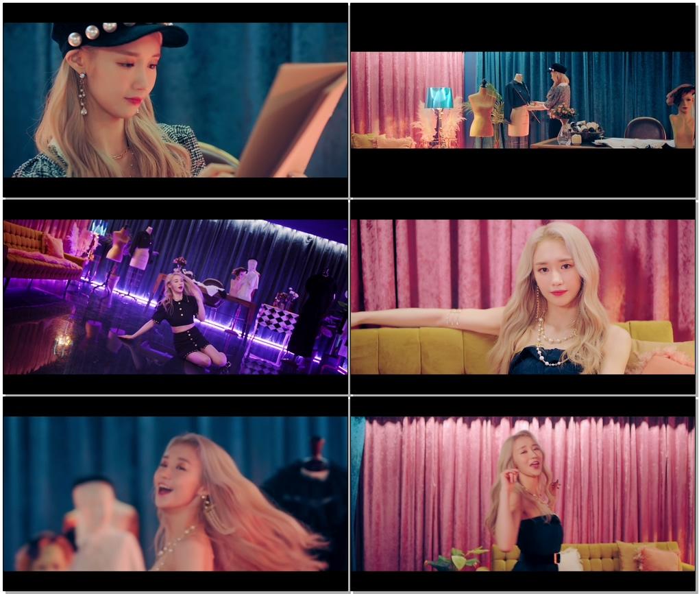 #박지은 #ParkJiEun #Fashion 퍼플키스(PURPLE K!SS) Debut Trailer : Fashion - 박지은(Park Ji Eun)