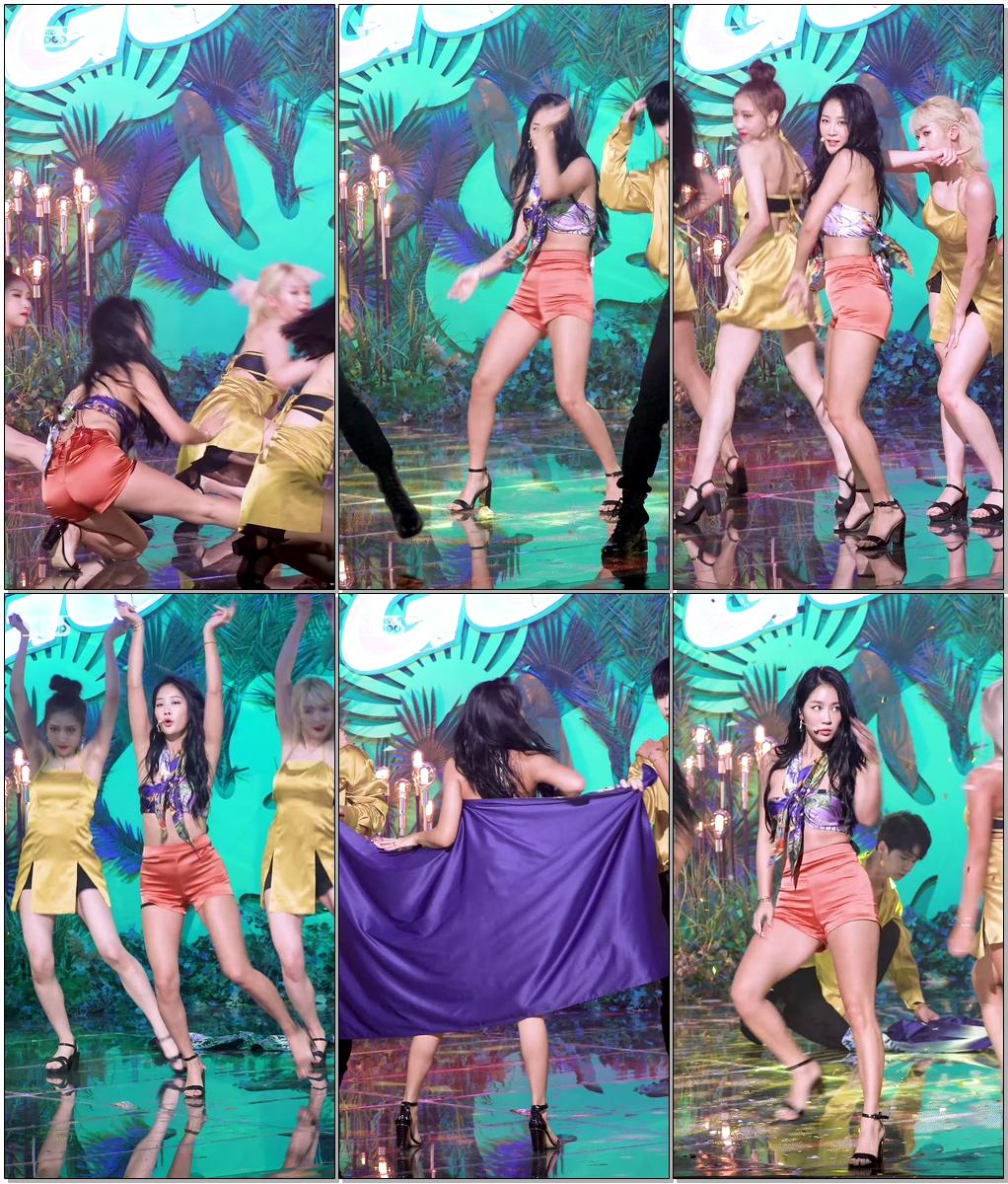 소유 'GOTTA GO' (SOYOU FanCam)│@SBS Inkigayo_2020.08.02.
