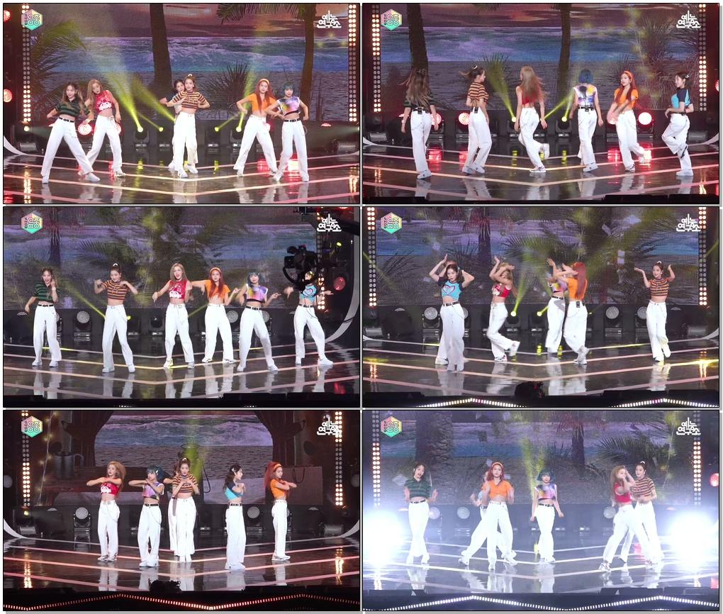 에이프릴 직캠 'PARADISE' (APRIL FanCam) @Show!MusicCore 200801