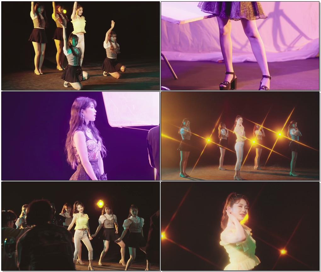 #YUKIKA #유키카 #Yesterday 유키카 YUKIKA - MV 촬영현장 스케치 Making of 「Yesterday」
