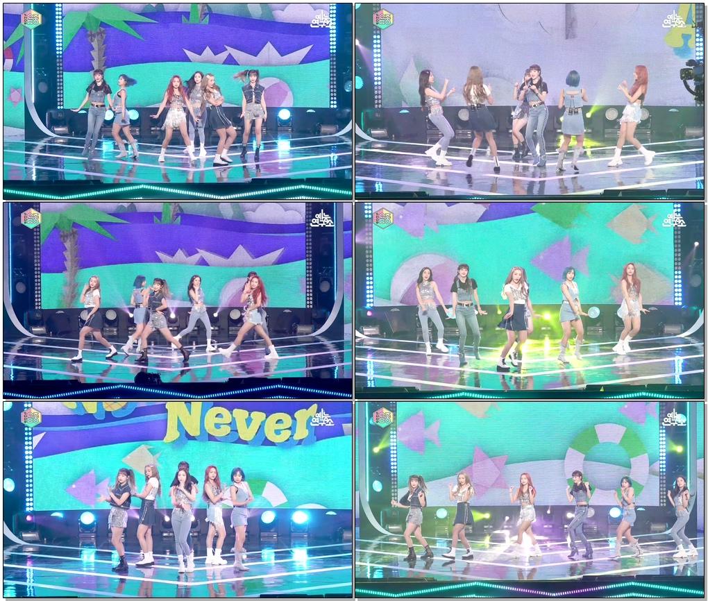 에이프릴 직캠 'Now or Never' (APRIL FanCam) @Show!MusicCore 200801