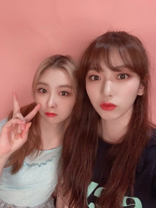 로켓펀치 수윤.twitter
