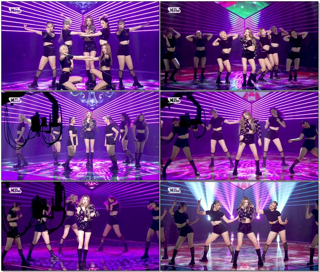 전소미 'What You Waiting For' 풀캠 (SOMI Full Cam)│@SBS Inkigayo_2020.08.02.