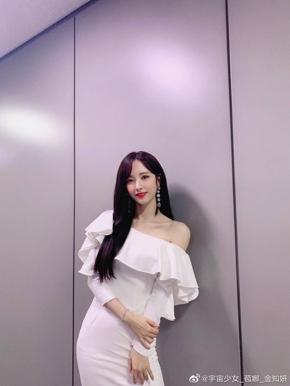 우주소녀 보나.weibo