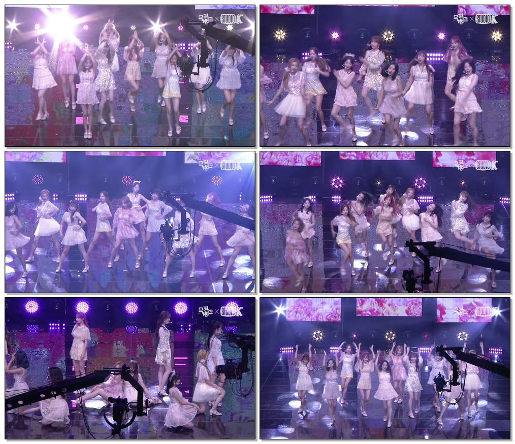 #우주소녀 (WJSN) 직캠 'BUTTERFLY' (WJSN Choreography) l @MusicBank 200619