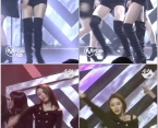 [MPD직캠] 씨엘씨 엘키 직캠 'BLACK DRESS' (CLC ELKIE FanCam) | @MCOUNTDOWN_2018.2.22