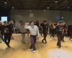 PSY - DADDY(feat. CL of 2NE1) Dance Practice