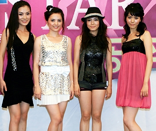 미소 M.I.S.O 국제적인 그녀들을 알아보자~!!
